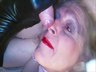 Ts Joy Gives Leo Oral And Then Receives A Cum Facial