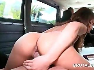 Naked Amateur Pussy Pounded Doggy Style