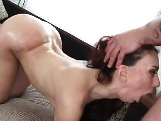 Wankz Mandy Muse Is Getting Horny And Wet She Lifts Up Her Skirt And Drops Her Ass On His Face Then He Fucks Her Precious Face He Shows Her Pussy No Mercy Whatsoever