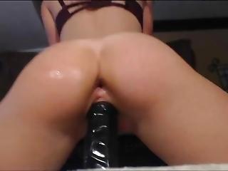cul, bonasse, gros cul, black, gode, masturbation, publique, au volant, jouets, webcam