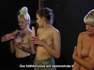 blond, bondage, brutal, fetish, slave, høj