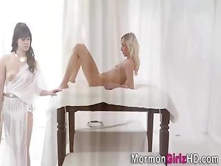 λεσβιακό κορίτσια τριβή μουνί