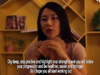 Korean Female Crossfiter Interview