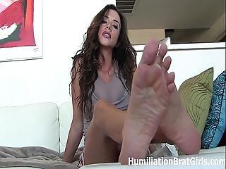 피트, Femdom, 주물, 발, 발가락