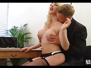 Blonde Pussy Fucked In Office Victoria Summers