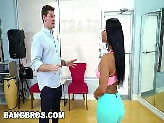 Big Ass Rose Monroe Teaches Salsa And More