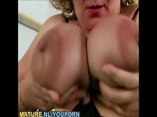 amateur, dikke borst, dikke tiet, blonde, borst, rondbostig, mollig, vet, masturbatie, volwassen, retro, solo, vintage