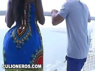 Culioneros - Karina Es Una Mujerona Con Tetas Grandes Btc9528
