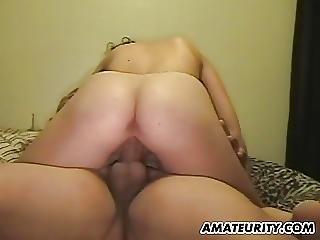 Amateur Chubby Teen Girlfriend Sucks And Fucks