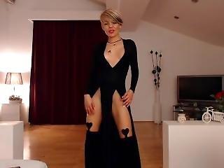 Alexybelle No Panty Dress Freechat 31-01-2017