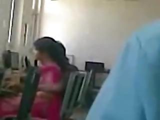 Indian School Classroom( Computer Lab ) Sex