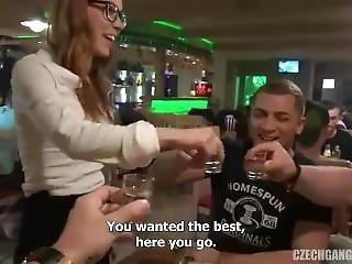 Czech Gang Bang 20