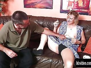 Bi German Milfs Share Dick