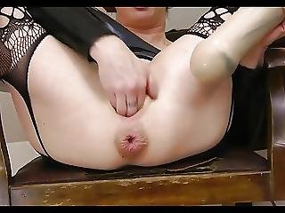 Kinky Milf And Huge Dildo 03