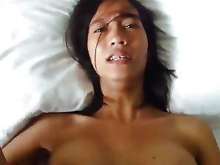 Asian Pov Creampie