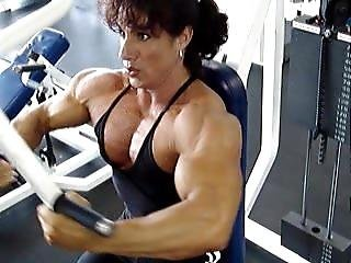 Retro Videos Of A Fbb Working Out