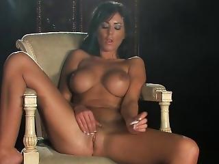 Ella Mai - All White 120s Smoking Masturbation
