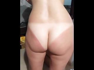 Slut Gf Big Tan Ass