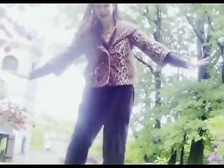 Ritual Dancing Outside To Summon A Dick Monster