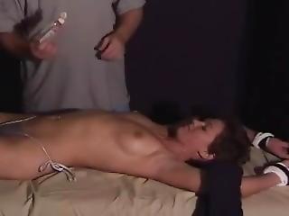 Hannah Tickle Tortured