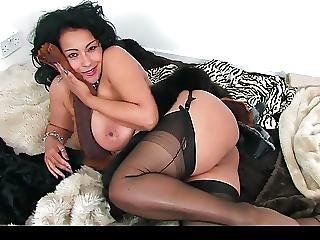 Donna Ambrose Aka Danica Collins Fur