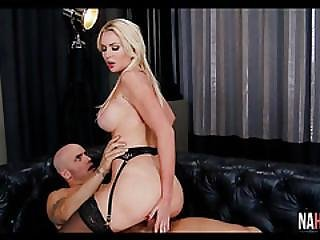 Big Tits Blonde In Sexy Stockings Gigi Allens
