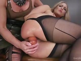Angel Allwood - Girl All Slink In Ass