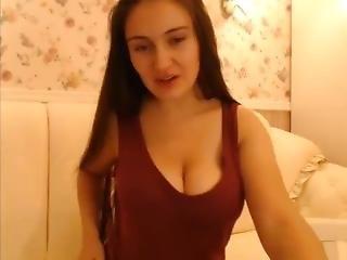 ametérské, velké dudy, brunety, fetiš, dlouhé vlasy, masturbace, lak, sexy, škádlení, webkamera