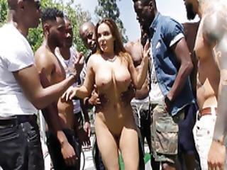 kunst, stor sort cock, stor cock, sort, bukkake, sædshot, tissemand, facial, gangbang, gruppesex, hardcore, interracial, orgie, pornostjerne, sex, arbejdsplads