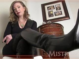 Empty Your Balls For Step Mum