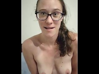 Joi Naked French Girl Gives Masturbation Instructions In French