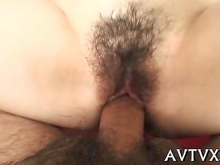 Hot Asian Cowgirl And Blowjob