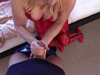 Domination Hand Job