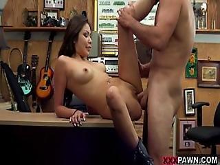 Navajo Girl Samantha Parker Tries To Pawn Her Boyfriend S Gun Xp15506