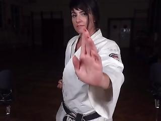 Sensei Karate Feet