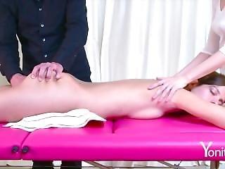 Yonitale: Hot Silvie Luca Has Amazing Orgasms 1