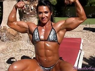 Sexy Fbb Oiled @p
