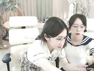 ázsiai, kóreai, webcam