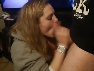 18 Year Old College Party Chick Can Suck A Mean Dick (sledge Phillips)