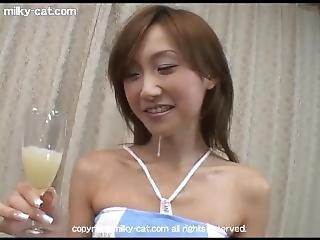 Must See Japanese Bukkake! Full Vid