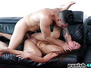 Horny Slut Lexi Bandera Fucked Hard In Her First Punishment Porn Video