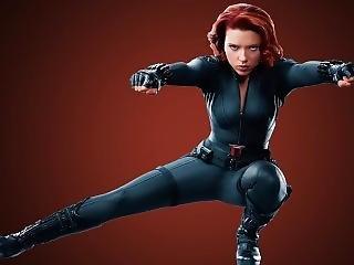 Scarlett Johansson _ Jerk Off Challenge