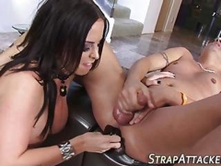 Strapon Domina Toys Ass