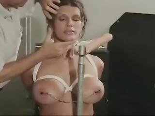 Ballgag And Dildo Training For Hot Model Shay