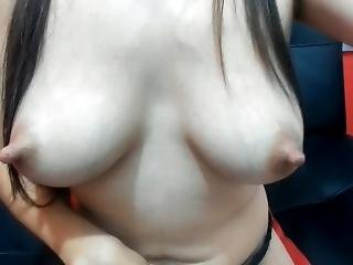 Long Nipples And A Little Milk
