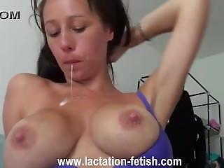 Amateur, Big Tit, Boob, Fetish, Horny, Lactating, Milf, Milk