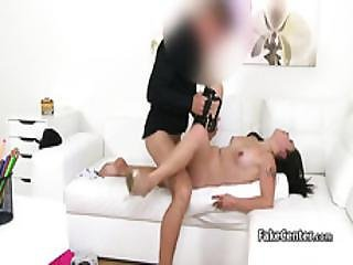 Chubby Teen Fucked Casting Agent