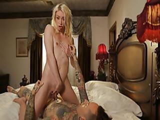 Hot Tgirl Sasha Rides Her Lovers Cock