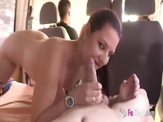 Model By Day Sex Addict By Day Catching College Guys With Clara