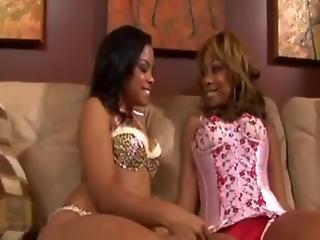 Sexy Ebony Lesbians 28 By Twistedworlds